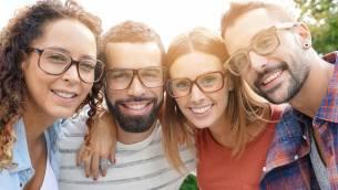Welche Brille passt zu welchem Gesicht?
