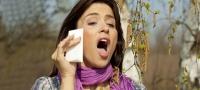Allergische Augenreizung