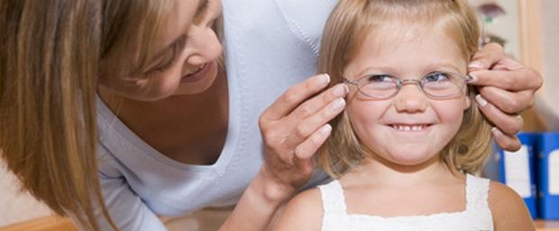 Brillenkinder sind Brillenmuffel