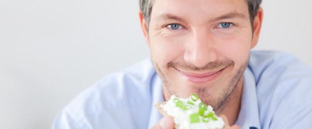 Dank gesunder Ernährung kein Grauer Star?