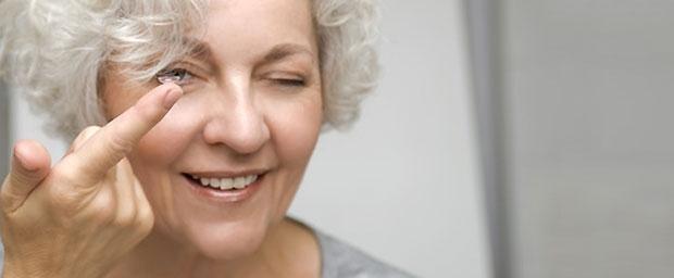 Augenkorrektur über Nacht: Orthokeratologie macht es möglich