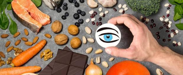 Gesunde Ernährung für gutes Sehen